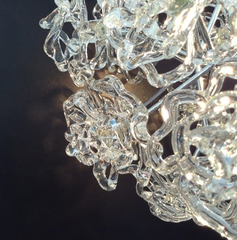 News, Lamp, Lønstrup Hotglass by Susan Vivi Sørensen