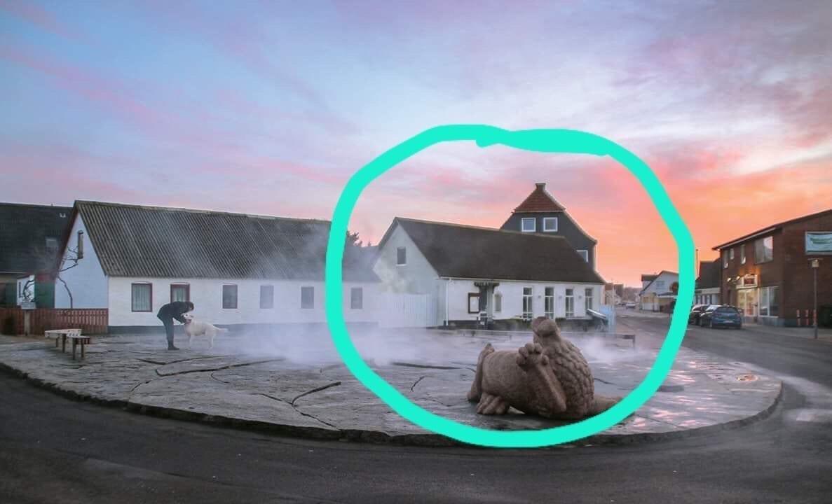 Nyhed, Vetro flytter til Hirtshals, Hot Glass by Susan Vivi Sørensen